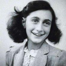 Una foto di Anne Frank
