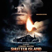 Il poster francese di Shutter Island