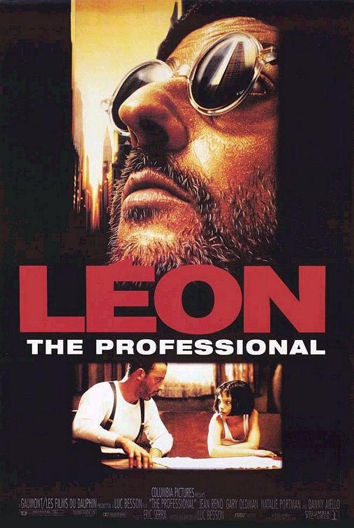 Un Poster Americano Del Film Leon 131962