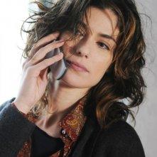Anna Valle in una scena della terza stagione della serie tv Nebbie e delitti