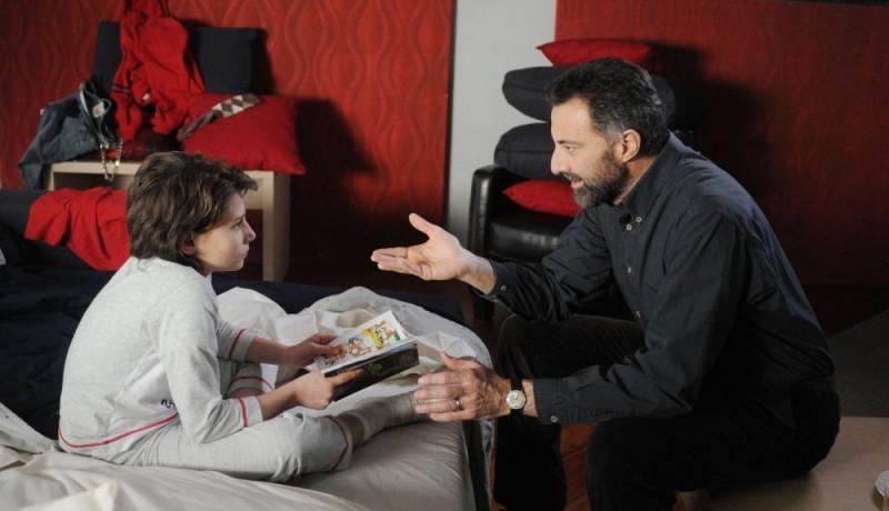 Celeste Cuppone E Luca Barbareschi In Un Immagine Della Terza Stagione Della Serie Tv Nebbie E Delitti 132035