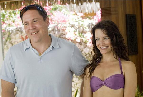 Jon Favreau E Kristin Davis Nel Film L Isola Delle Coppie 132099