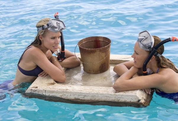 Kristen Bell E Malin Akerman Nel Film L Isola Delle Coppie 132101