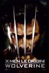 La locandina italiana di X-Men - Le origini: Wolverine
