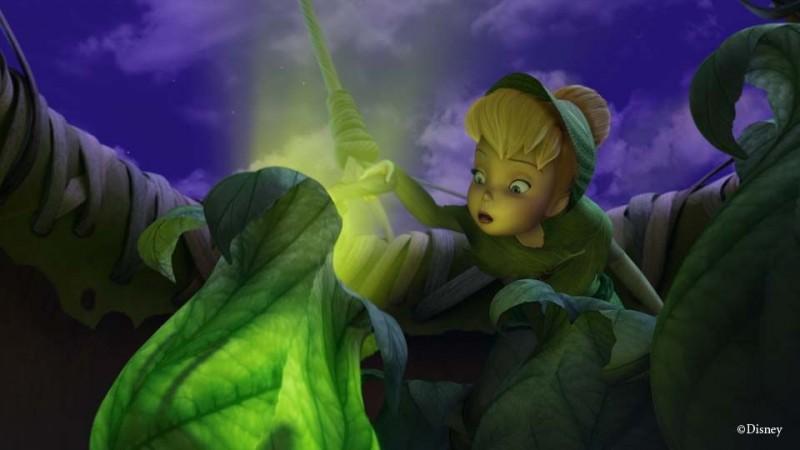 Un Immagine Del Film D Animazione Trilli E Il Tesoro Perduto Prodotto Dalla Disney 132093