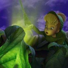 Un'immagine del film d'animazione Trilli e il tesoro perduto prodotto dalla Disney