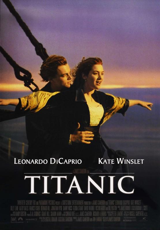 Il Poster Americano Di Titanic 132258