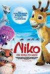 La locandina di Niko una renna per amico