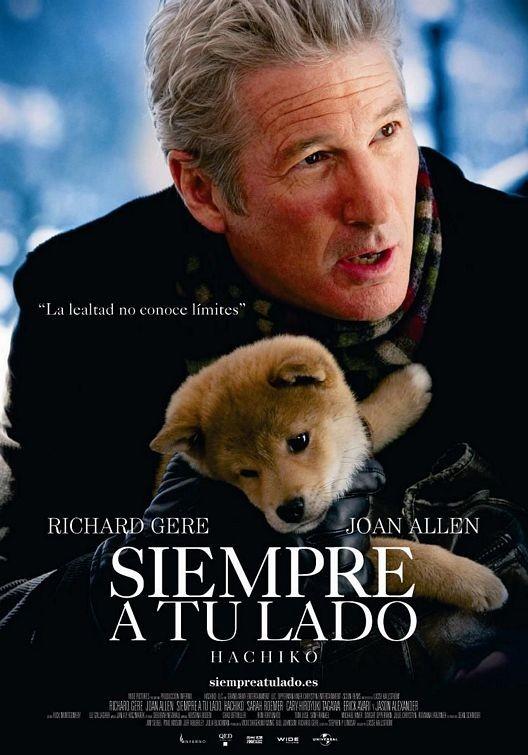 Un Poster Spagnolo Per Hachiko A Dog S Story 132127