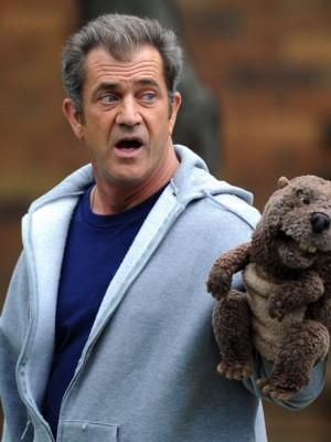 Uno Sconvolto Mel Gibson E Il Suo Castoro In The Beaver 132276