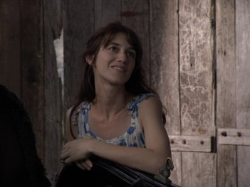 Charlotte Gainsbourg nel film The City of Your Final Destination