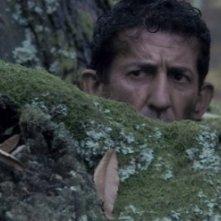 Claudio Casadio in un'immagine del film L'uomo che verrà