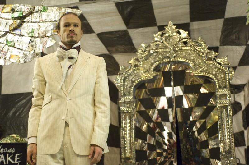 Heath Ledger In Una Scena Del Film Parnassus L Uomo Che Voleva Ingannare Il Diavolo 132402