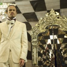 Heath Ledger in una scena del film Parnassus - L'uomo che voleva ingannare il diavolo