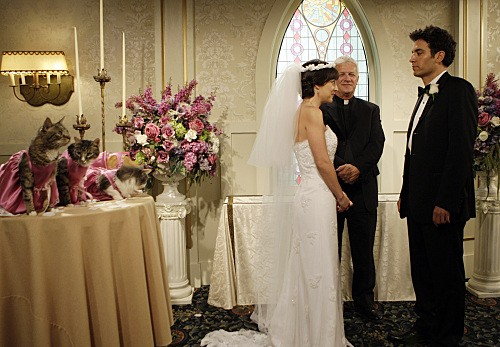 Josh Radnor E Lindsay Sloane Nell Episodio Double Date Di How I Met Your Mother 132441