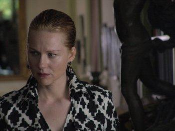 Laura Linney in una scena del film The City of Your Final Destination