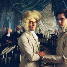 Lorenzo Balducci in una immagine del film Io, Don Giovanni di Carlos Saura
