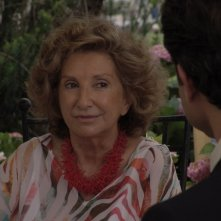 Norma Aleandro e Omar Metwally in una scena del film The City of Your Final Destination