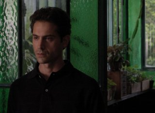 Omar Metwally in una scena del film The City of Your Final Destination