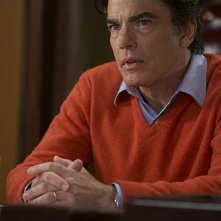 Peter Gallagher in una scena dell'episodio The Land of Rape and Honey di Californication