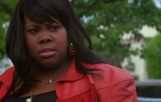 Amber Riley In Una Scena Dell Episodio Acafellas Della Serie Glee 132784
