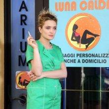 Carolina Crescentini in un'immagine del film Oggi Sposi
