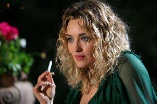 Carolina Crescentini in una scena del film Oggi Sposi