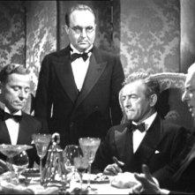 Claude Rains in una scena del film Notorious - L\'amante perduta ( 1946 )