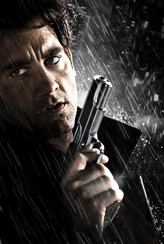 Clive Owen Interpreta Dwight Nel Film Sin City 132921