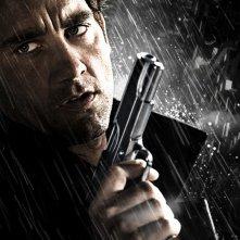 Clive Owen interpreta Dwight nel film Sin City
