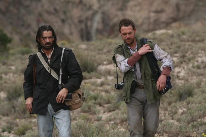 Colin Farrell E Jamie Sives Nel Film Triage Di Danis Tanovic 132820