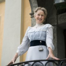 Helen Mirren in una sequenza di The Last Station