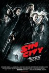 Il poster del film Sin City