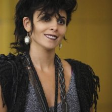 Jamie-Lynn Sigler nell'episodio Blue on Blue della serie Ugly Betty