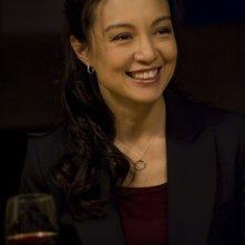 Ming-Na in una scena delle premiere di Stargate Universe