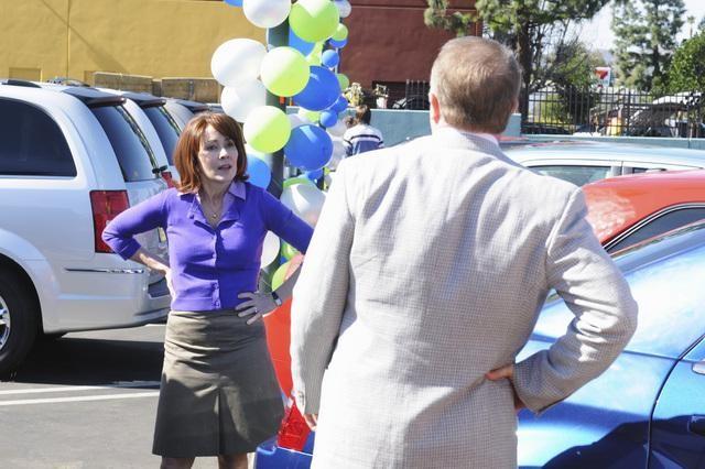 Patricia Heaton E Peter Breitmayer Nel Pilot Della Serie The Middle 132677