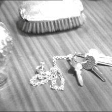Una celebre scena del film Notorious - L\'amante perduta ( 1946 )