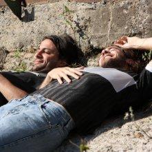 Una scena del film argentino Plan B