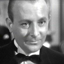 Una scena del film Notorious - L\'amante perduta ( 1946 )
