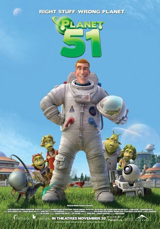 Ancora Un Nuovo Poster Usa Per Planet 51 132945