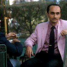 John Cazale con Al Pacino in una sequenza del documentario I Knew It Was You