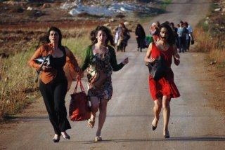 Le protagoniste del film Every Day Is A Holiday diretto da Dima El-Horr