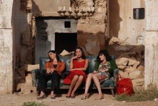 Le protagoniste del film Every Day Is A Holiday diretto da Dima El-Horr e in concorso al Festival di Roma nel 2009
