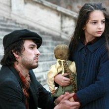 Lucrezia Romana Antonelli e Fabio Ghidoni in Raccontami - Cap. II