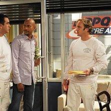 Rob Riggle, Jay Mohr e Keegan Michael Key in una scena dell'episodio Gary's Demo di Provaci ancora Gary