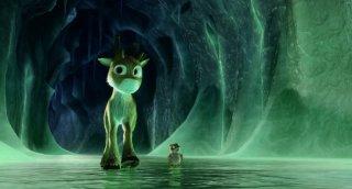 Un'immagine di Niko una renna per amico