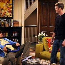 Jon Foster e Nicolas Wright nell'episodio Memento della serie Accidentally on Purpose