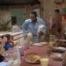 Una scena dell\'episodio pilota della serie I Robinson