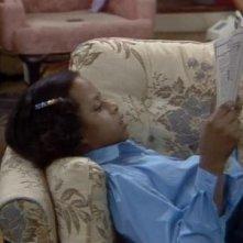 Una scena dell\'episodio Un brutto sogno della serie tv I Robinson