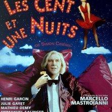 La locandina di Les cent et une nuits de Simon Cinéma